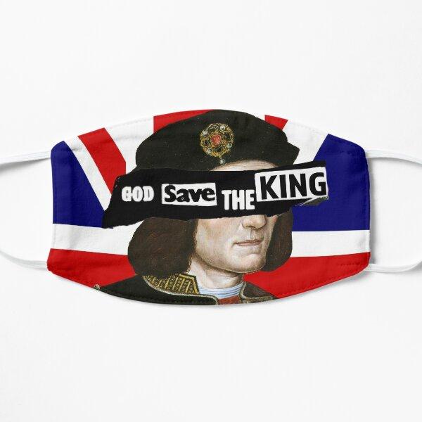 King Ricard III - God Save The King (Framed) Flat Mask