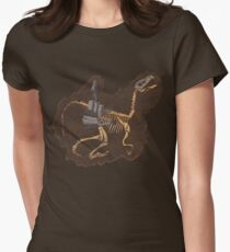 Fossil-Rider Redux Women's Fitted T-Shirt