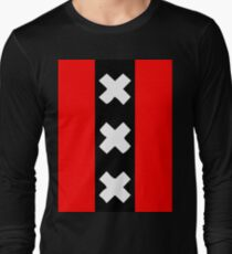 Amsterdam wapen Long Sleeve T-Shirt
