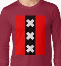 Amsterdam wapen Long Sleeve T-Shirt