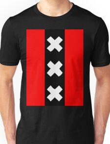 Amsterdam wapen Unisex T-Shirt