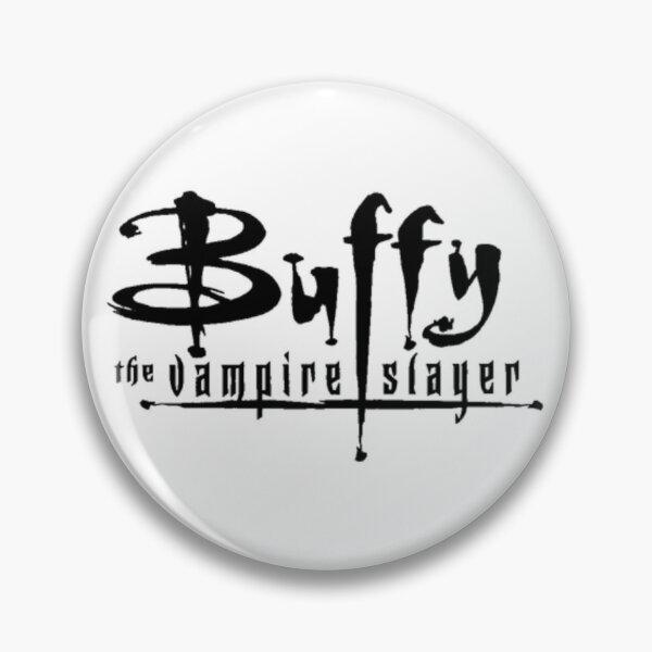 Buffy The Vampire Slayer Logotipo Chapa