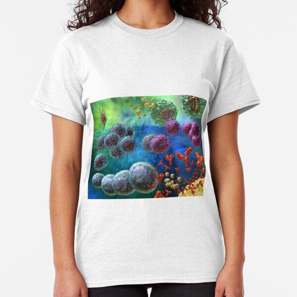 ANTIBODY IMMUNE RESPONSE Classic T-Shirt