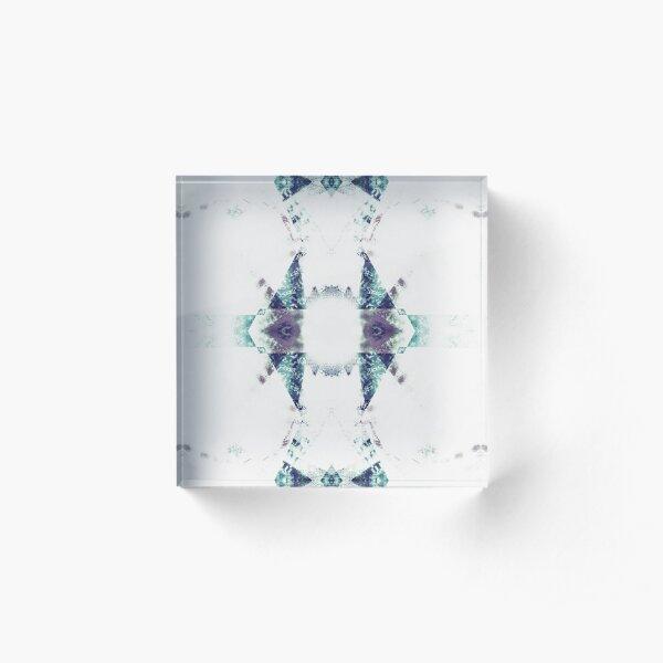 0001 Hex Acrylic Block