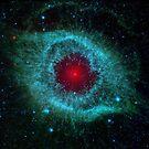 Helix Nebula by Clive