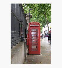 London Box Photographic Print