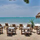 Sun, sea, beach.....  by Adri  Padmos