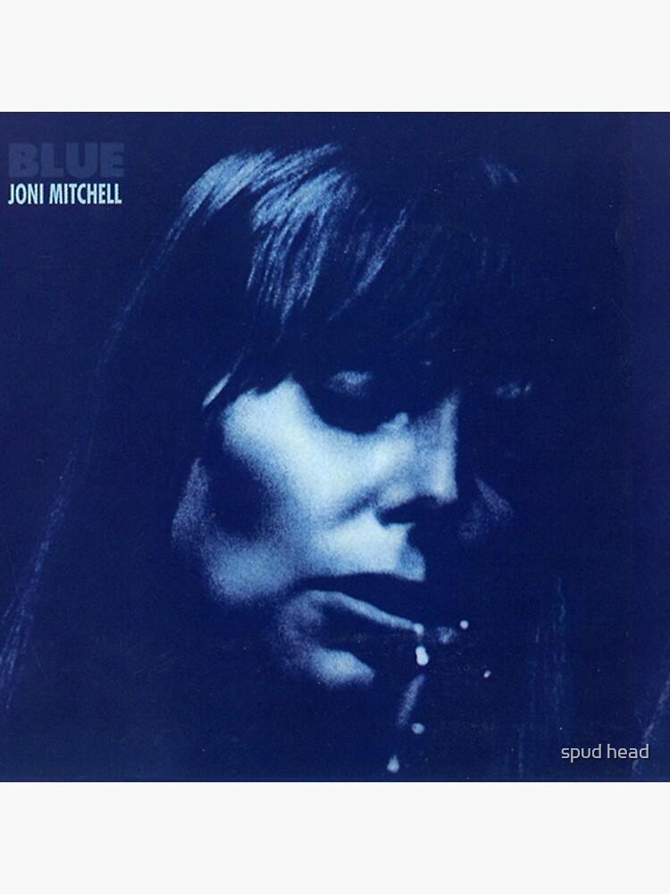Joni Mitchell blue  by Dylannn