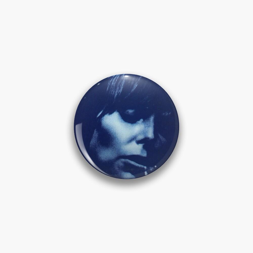 Joni Mitchell blue  Pin