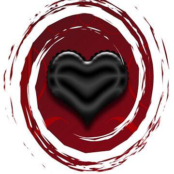 Dark Heart by Bubblegum73