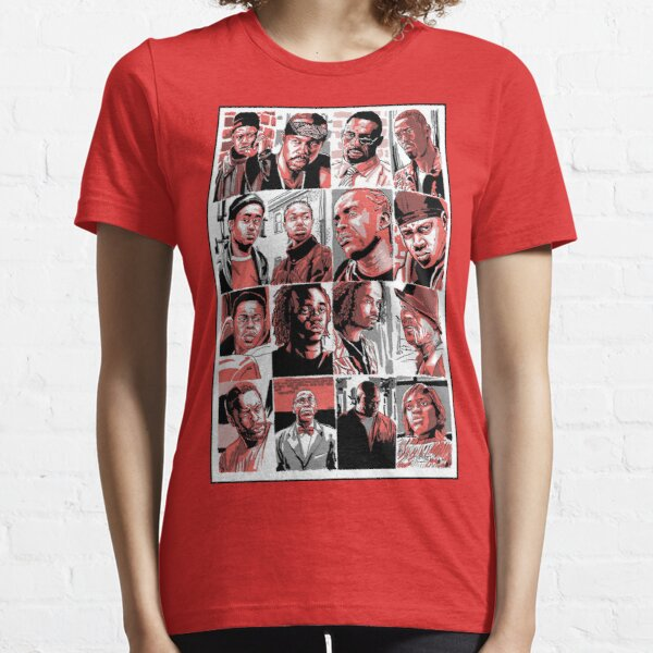 The Barksdale Crew - The Wire Essential T-Shirt