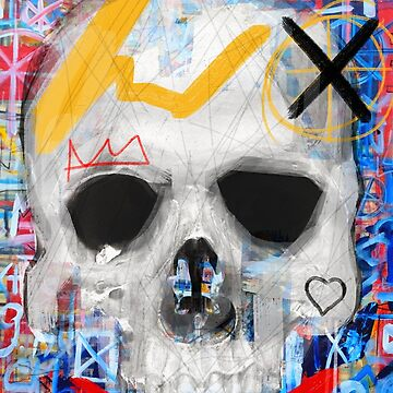 Street Skull by DanielMalta