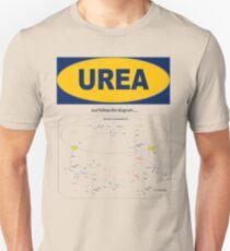 Urea: The Diagram takes the Piss Unisex T-Shirt