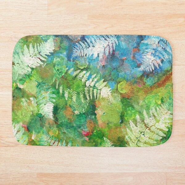 Jungle treasures Bath Mat