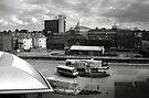 Looking over Norwich by Richard Flint