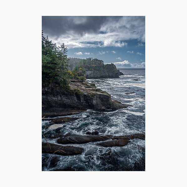 Cape Flattery Photographic Print