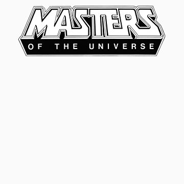 masters of the universe Tee by ikky