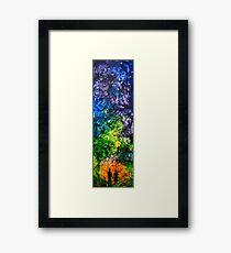 Crayola Framed Print
