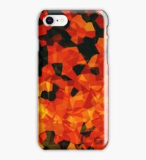 Abstract Geometric Art iPhone Case/Skin