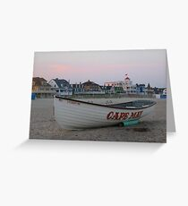 Cape May Remembered Greeting Card