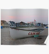 Cape May Remembered Poster