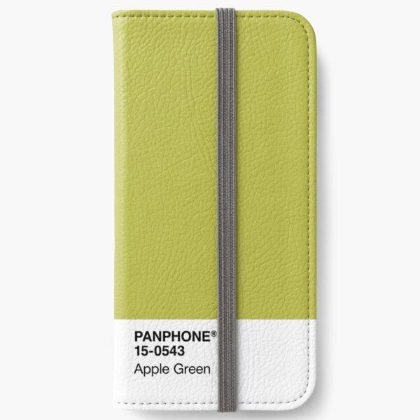 PANPHONE - Apple Green iPhone Wallet