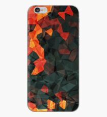 Abstrakte geometrische Kunst iPhone-Hülle & Cover