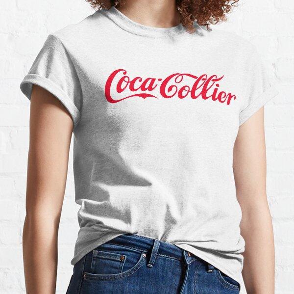 Coca Collier (Gran Calidad) Camiseta clásica