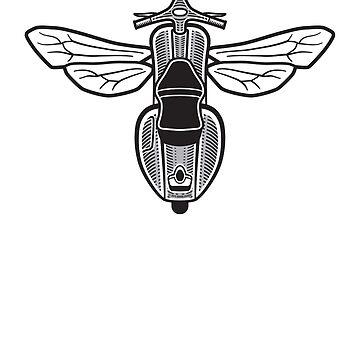 DoubleGood Vespa Wasp by DoubleGood