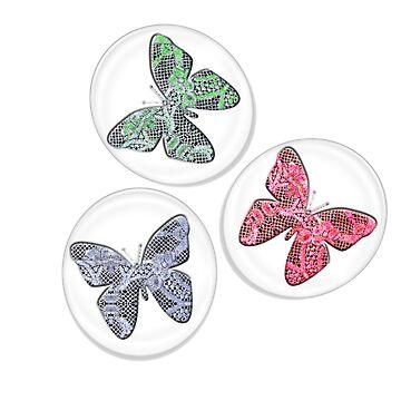 Butterfly Bubbles by Bubblegum73