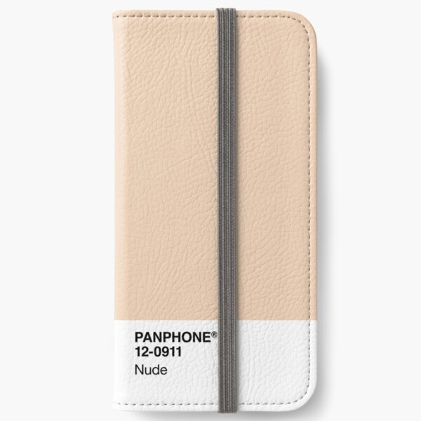 PANPHONE - Nude iPhone Wallet