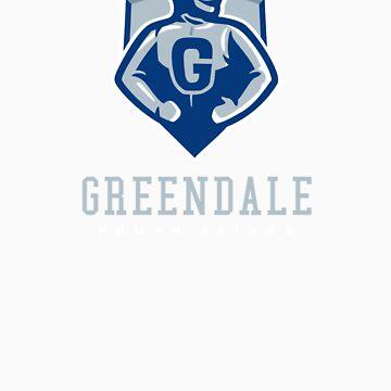 Greendale Human Beings by WinterArtwork