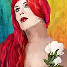 I give you the white rose by John Ryan