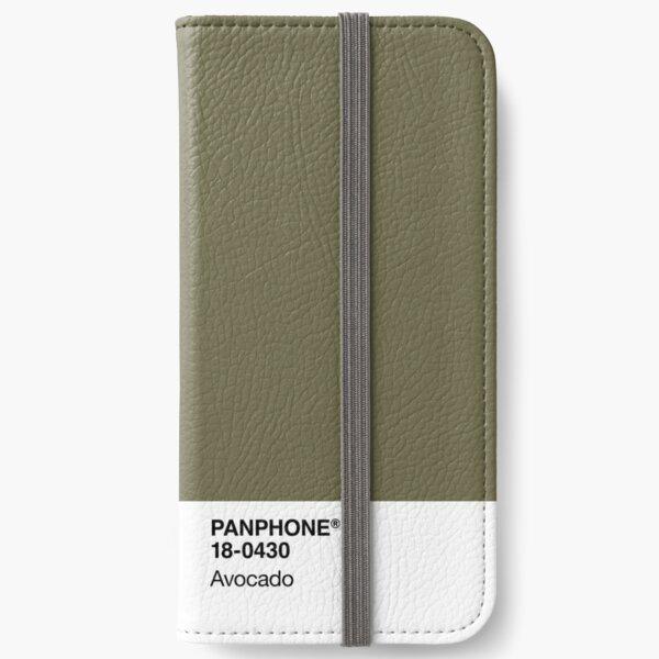 PANPHONE - Avocado iPhone Wallet