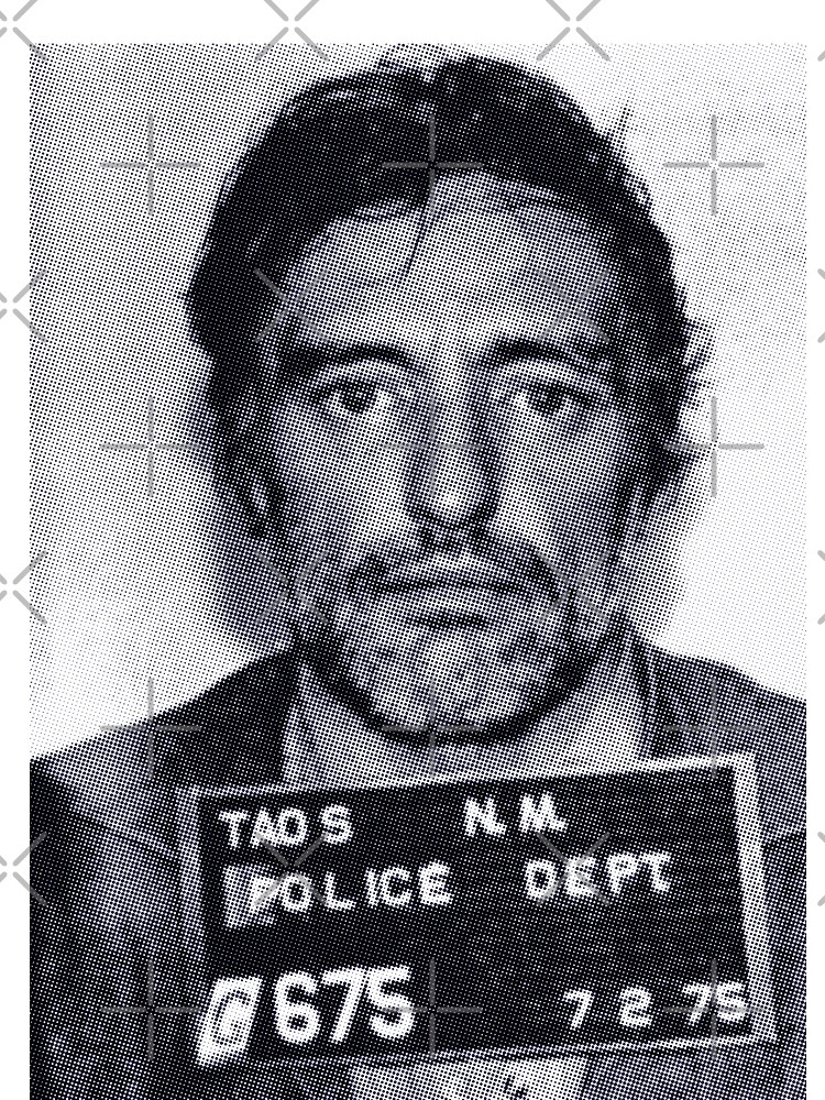 Mugshot Collection - Dennis Hopper by Ximoc