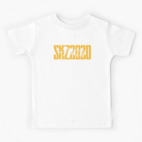 KPOP Stray Kids SKZ2020 meilleur album T-shirt enfant
