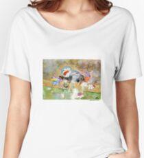 Washing Women's Relaxed Fit T-Shirt
