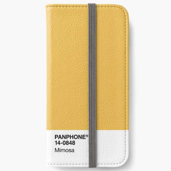 PANPHONE - Mimosa iPhone Wallet