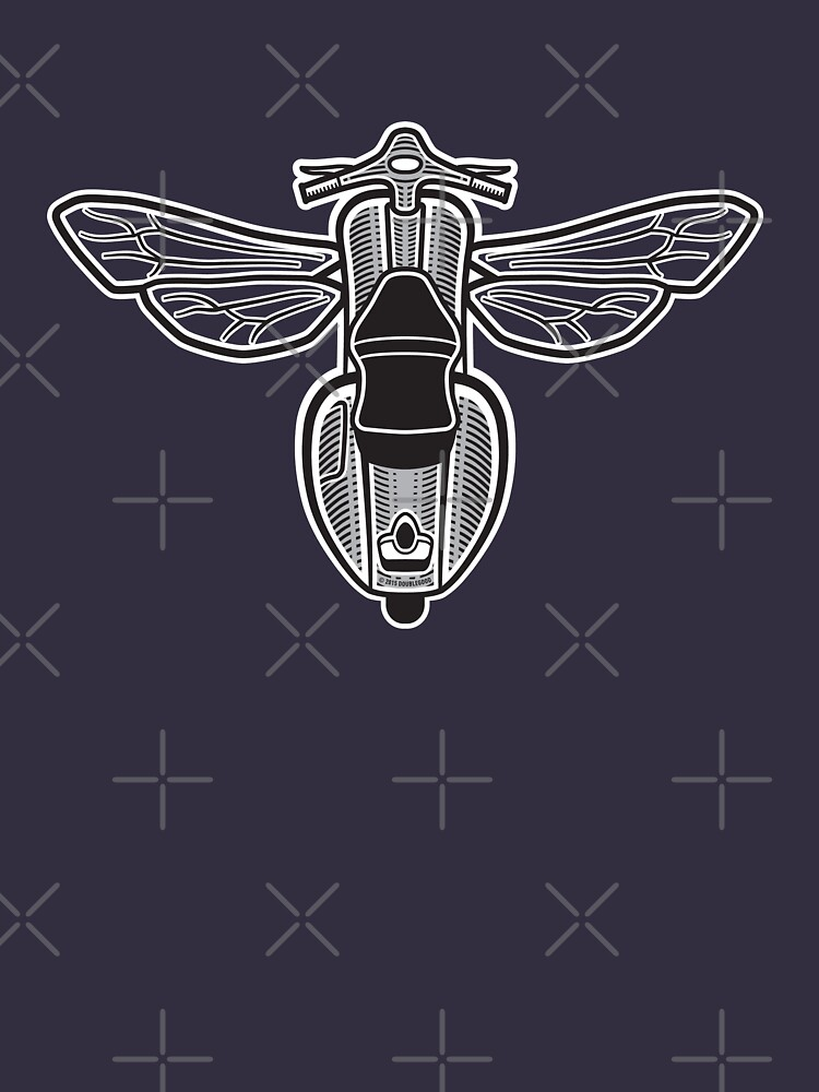DoubleGood Vespa Wasp | Unisex T-Shirt