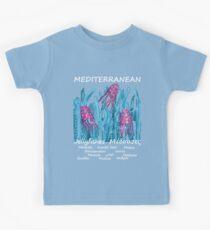 MEDITERRANEAN JELLYFISHES  Kids Clothes