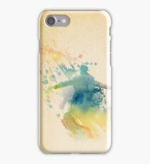 Sherlock Watercolor  iPhone Case/Skin