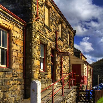 Goathland Ticket Office by tomg