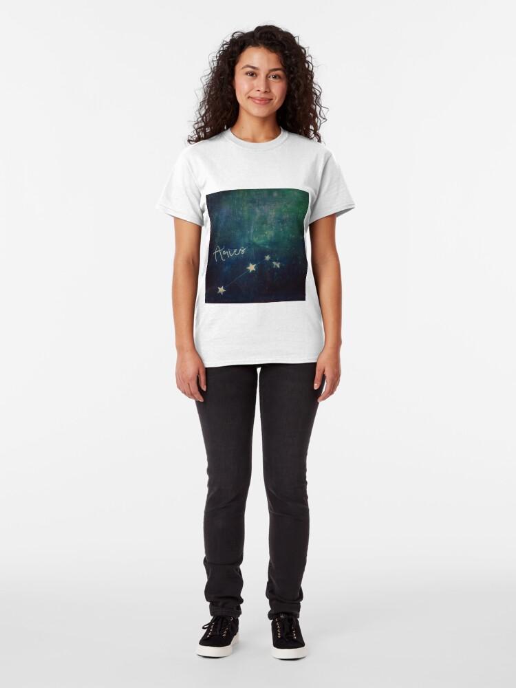 Alternate view of Aries Classic T-Shirt