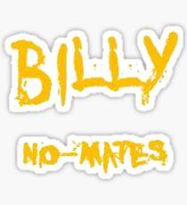 Billy No-Mates Sticker