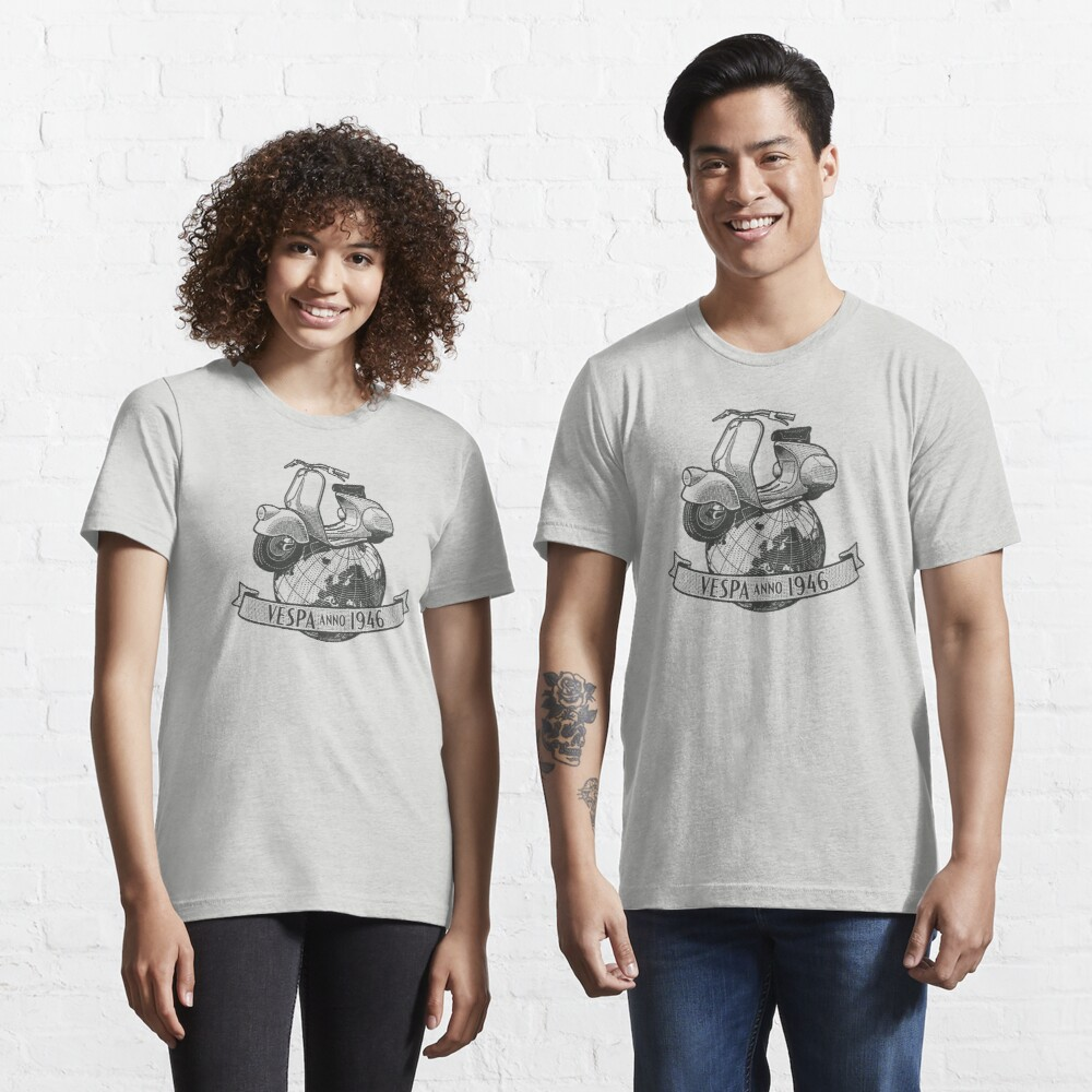 Vespa Anno 1946 Essential T-Shirt