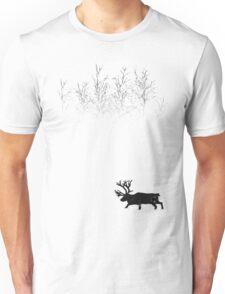Reindeer walking T-Shirt