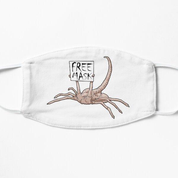 Masque gratuit! - Facehugger Masque sans plis