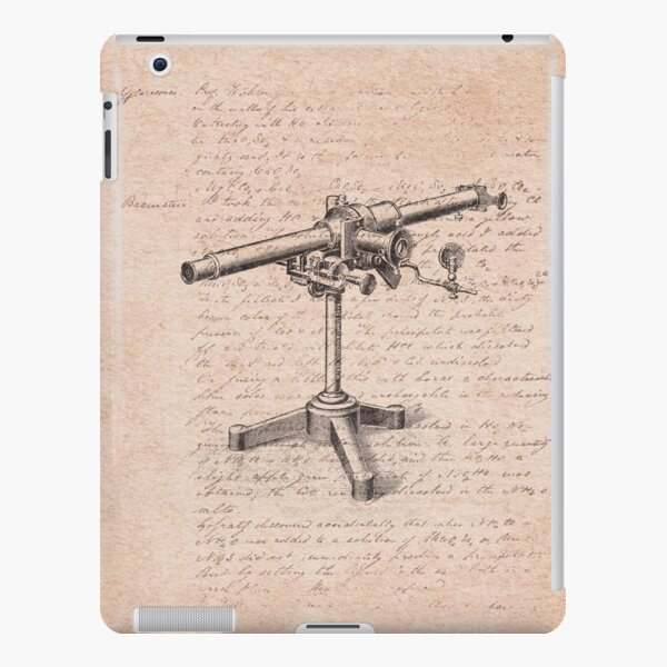 VINTAGE SCIENCE / 03 - Laboratory Equipment iPad Snap Case