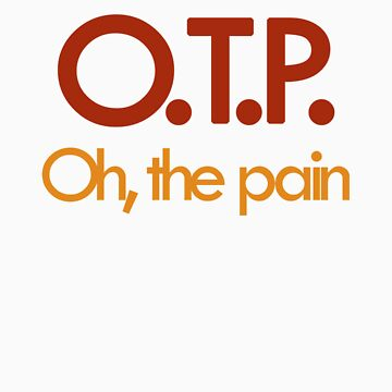 Oh, The Pain by SecondHandShoes