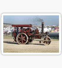 "1926 Marshall 5nhp 10-ton Roller No.80608  ""Omon"" Sticker"